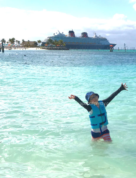 Disney Cruise Review - Castaway Cay