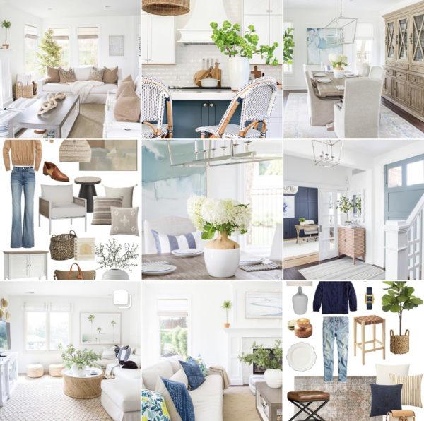 Home Decor Blogs Instagram - Life on Virginia Street