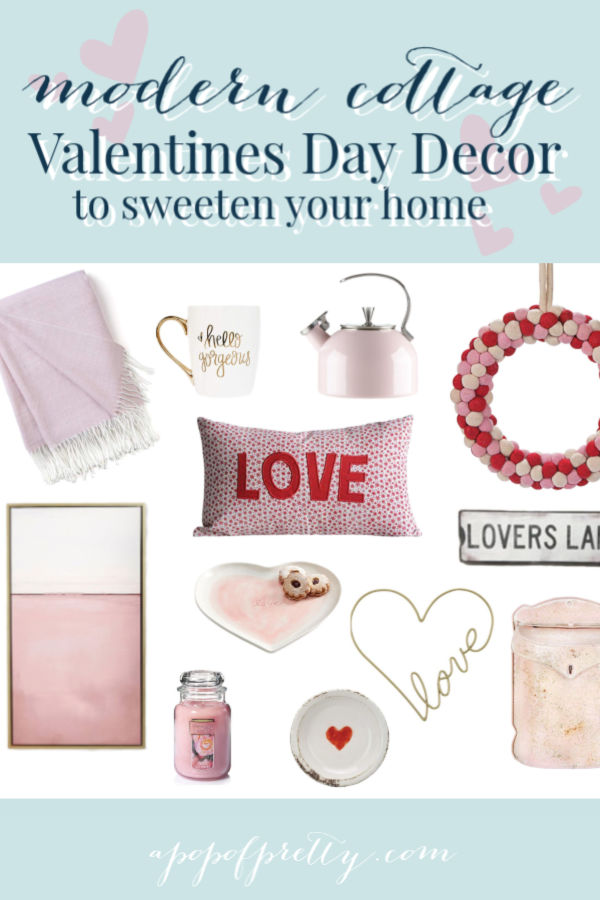 Valentines Day Decor Ideas
