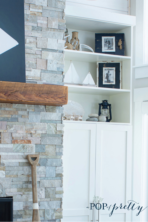 styling a shelf made easy