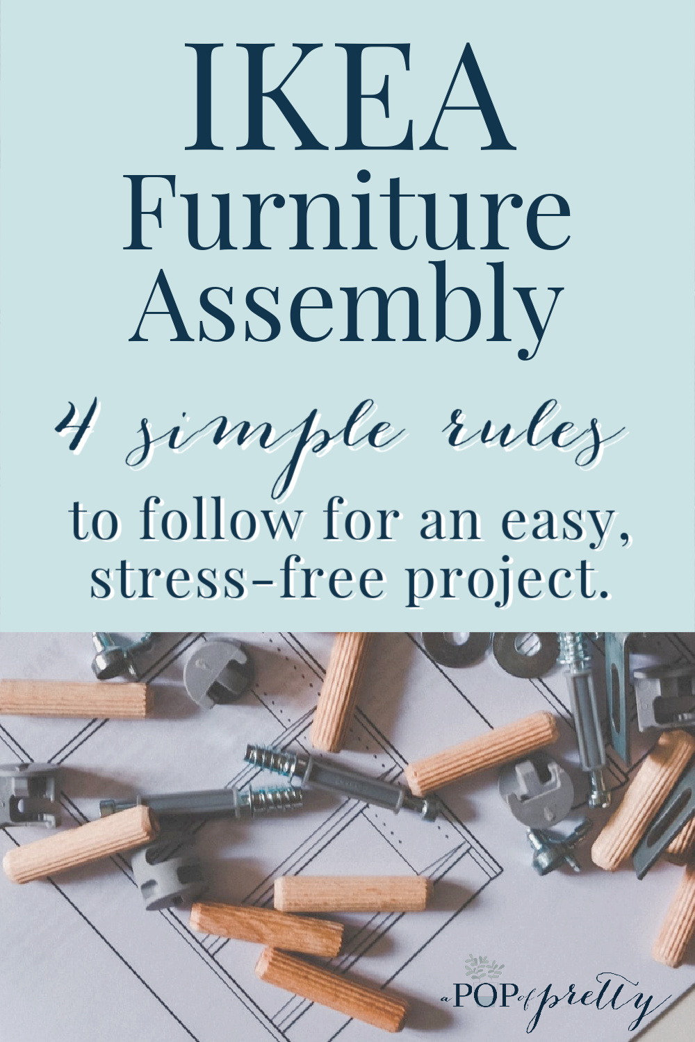 IKEA assembly best tips