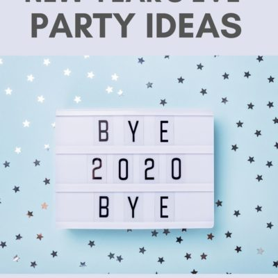 New Year's Eve Party Ideas (How to Ring in 2021)