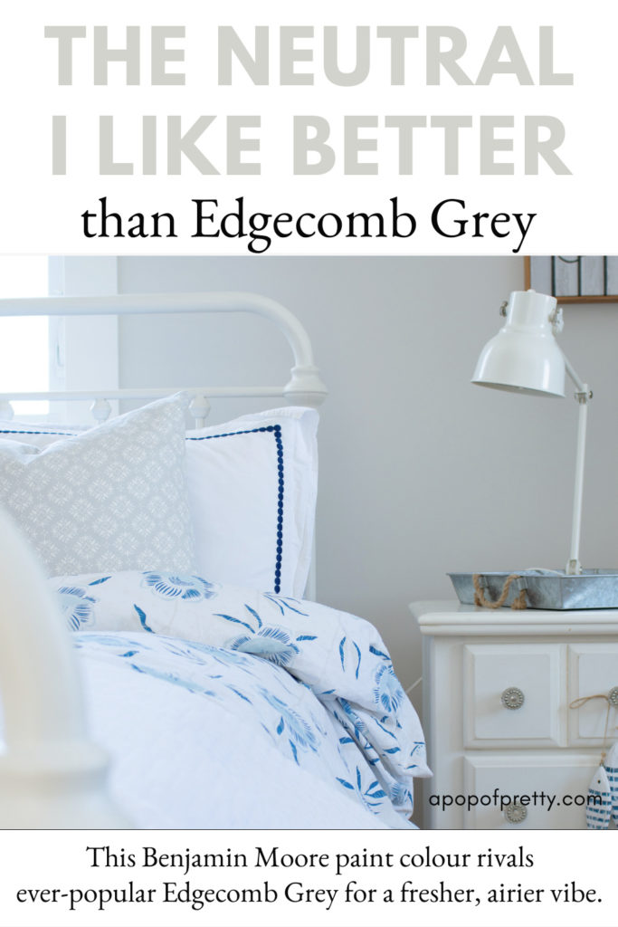 Edgecomb Grey rival