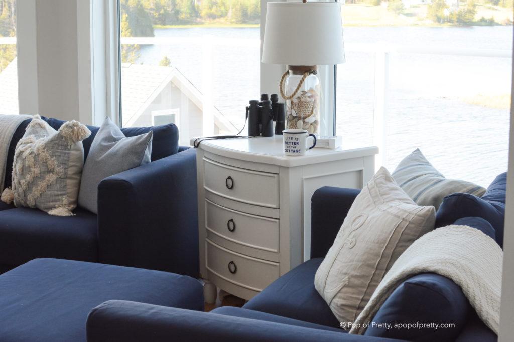 Coastal cottage style