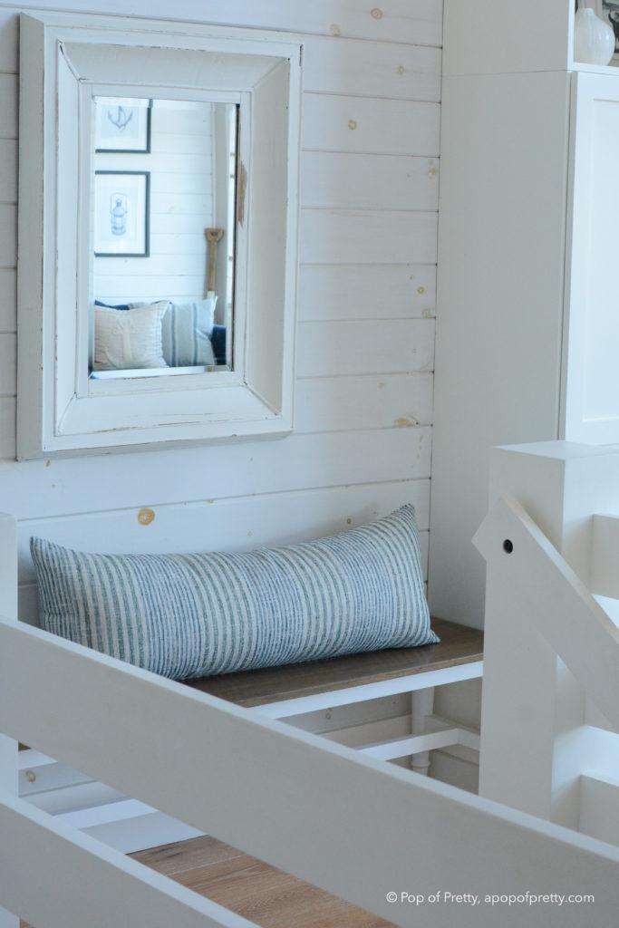 Coastal cottage style shiplap