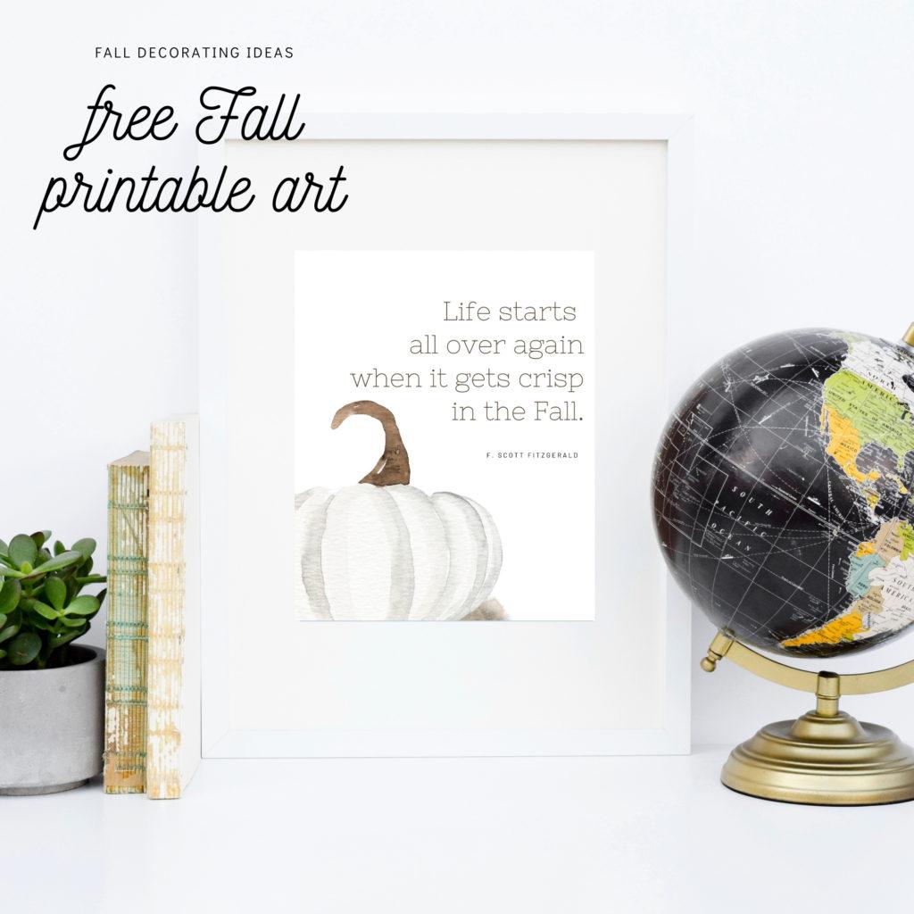 Free fall art